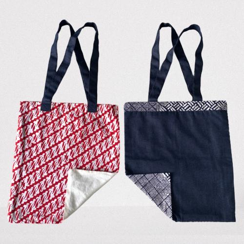Reversible Tote Bag B
